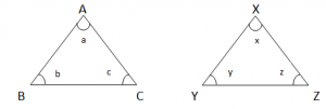 Congurence And Similarity between triangles
