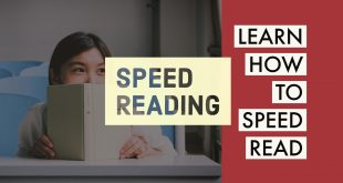 Speed Reading – Learn How To Speed Read