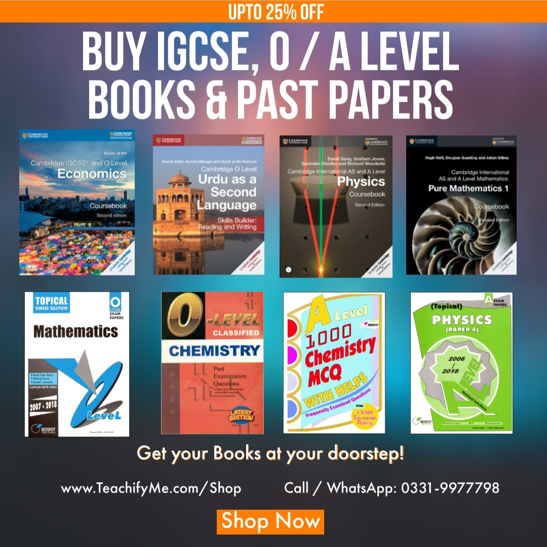 IGCSE Mathematics Past Papers - TeachifyMe